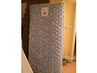 FREE: Single mattress and box springs