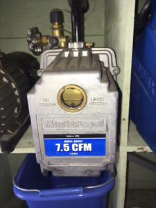 Vacuum pump à vacuum réfrigération