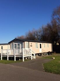****LUXURY CARAVAN FOR SALE AT COMBE HAVEN HOLIDAY PARK IN HASTINGS****