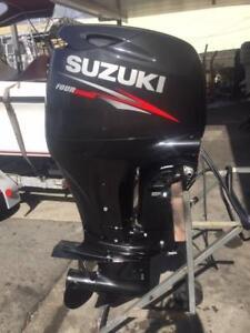 70hp Suzuki Outboard Motor 4 Stroke