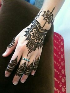Henna Designs /bridal henna,Henna Party(chamicals Free) Stratford Kitchener Area image 4