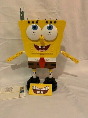 Lego 3826 - SpongeBob Krusty Krab - RETIRED - 100% Complete w/Instructs, No Box