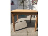 FLAMANT - Kitchen table in oak