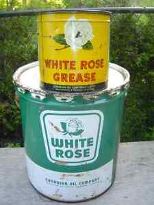 White Rose Cans