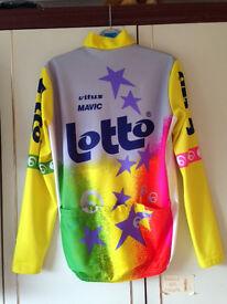 LOTTO cycl jacket.