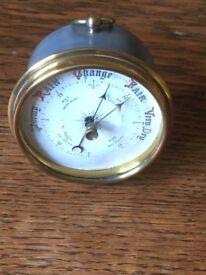 Vintage Desk Barometer. Very Pretty