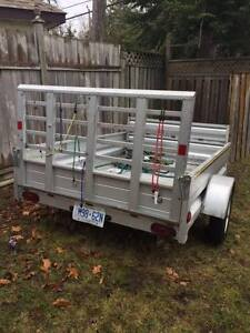 1 YEAR OLD 7 X 5 TRAILER AVAILABLE IN EXCELLENT CONDITION