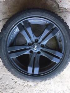 Zeta Antartica DAI Alloy Snow Tires