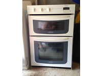 Hotpoint Integrated Double Oven (Model BD31)