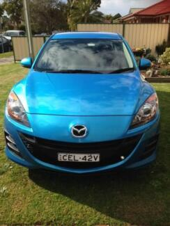 2010 Mazda3 Maxx Sport Manual Sedan Sydney City Inner Sydney Preview