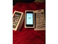 Iphone 5s space gray 16Gb on Vodafone
