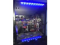 SLI Water Cooled Gaming PC - £1000 ONO