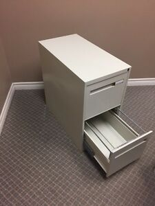 Office Filing Cabinet - 2 drawer