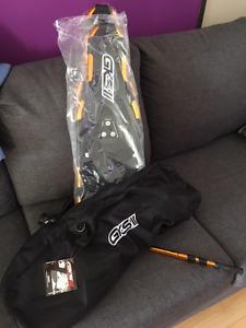 Raquettes à neige neuves de marque GKS
