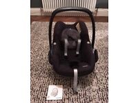Maxi Cosi Pebble car seat - group 0 for sale