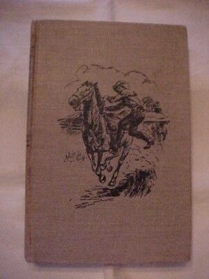 HB Book WE WERE THERE WITH THE PONY EXPRESS by STEELE; US HISTORY, OLD WEST - Pony Express Bible