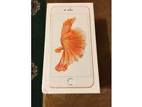Apple iPhone 6s 128GB Plus Rose Gold (Unlocked)