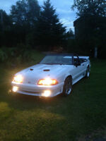 1987 Ford Mustang Cabriolet