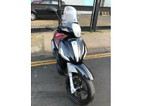 2012 Piaggio Beverly ST 350 Sport Touring in Black great condition