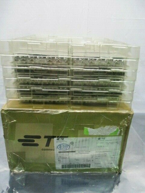 1 Lot of 40 TE connectivity AMP Brand 2170551-1, 100963
