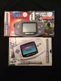 Game Boy Advance Hillbank Playford Area Preview