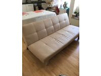 Futon Couch Guest Bed- very good condition