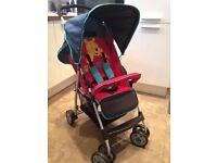 Hauck Winnie the Pooh Stroller pushchair