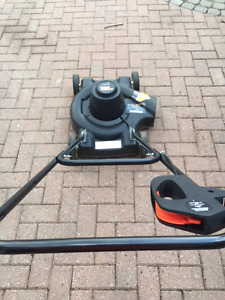 Like New Electric Black and Decker Lawnmower