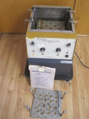 Used New Brunswick Scientific G-76 Laboratory Gyrotory Water Bath Shaker Extra