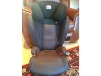 BRITAX CAR CHILD BOOSTER SEAT (NEARLY NEW)