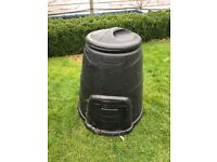 Compost bin (like new never used)