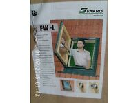velux style Fakro Roof Window 660mm x 1180mm FWP-L 04