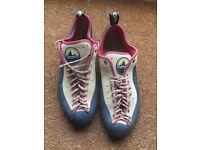 La Sportiva Mens Climbing Shoes