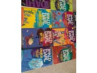 Roald Dahl Book collection - 11 books