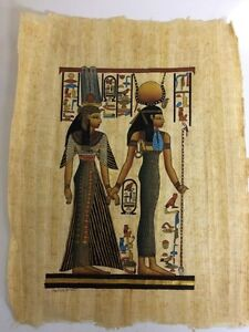 Papyrus Paintings / Egyptian paintings