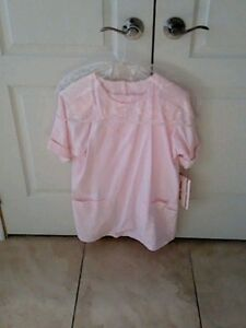 Peggy Mrazik Light Pink Uniform & Matching Pants - Size 7