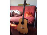 Lag Acoustic Guitar