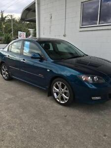 2007 Mazda 3 SP23 Sedan Aroona Caloundra Area Preview