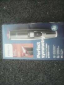 Top of the range laser assisted beard/hair trimmers