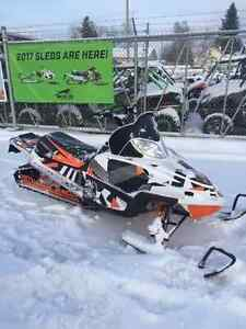 Arctic cat m8 153