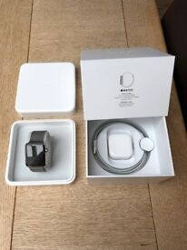 42mm Apple iwatch stainless steel with Milanese strap