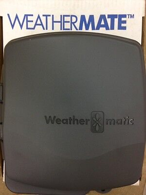 WEATHERMATIC Sprinkling Controller  WM12-O 12 Zone OUTDOOR  NEW!!