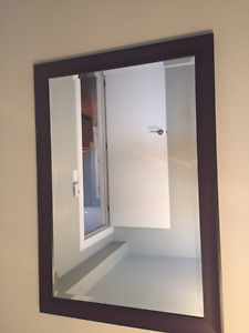WALL MIRROR - MOVING SALE - PRICED TO SELL