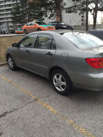2004 Toyota Corolla CE Sedan FULLY LOADED WITH EMMISSION