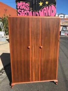 Wardrobe, Cabinet, storage, Vintage, WE CAN DELIVER Brunswick Moreland Area Preview