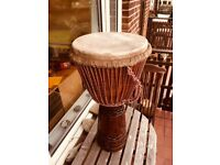 "Professional 12"" Djembe Drum"