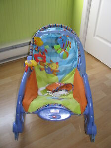 Berceuse 2 en 1 de Fisher-Price