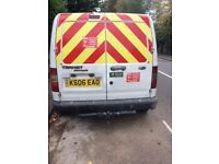 2006 Ford Transit Connect 1753cc White Van
