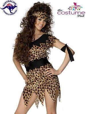 Girl Tarzan Costume (Cavewoman Prehistoric Cave Girl Jungle Jane Tarzan Woman Fancy)