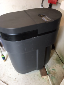Compact Water Softener/Rust Remover For Sale!